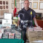 #Messina. Maxi sequestro di CD e DVD contraffatti