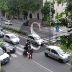 #Messina. Incidente in via Garibaldi, ferito anziano