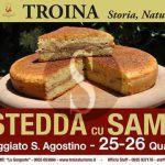 #Troina. Al via la sagra della Vastedda cu sammucu