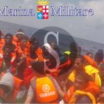 #Sicilia. La Marina Militare salva 1.800 migranti