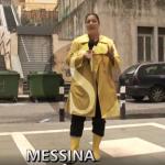 """#Messina. Le scale """"immobili"""" di via Peculio Frumentario su Striscia la Notizia"""