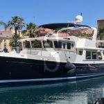 #Milazzo. Sequestrato yacht al Marina di Nettuno