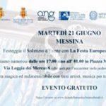 #Messina. La Festa della Musica per salutare l'arrivo dell'estate