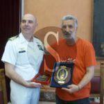 #Messina. Il comandante della Vespucci ricevuto dal sindaco