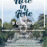 #Messina. Note In Arte, concerto al Gran Camposanto