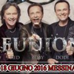 #Messina. Stasera il concerto dei Pooh