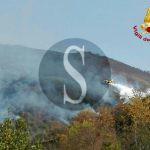 #Messina. La città brucia: rogo a Camaro