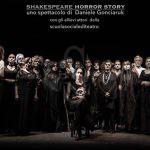 "#Teatro. Al Forte San Salvatore ""Shakespeare Horror Story"""