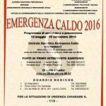 #Messina. Emergenza caldo, piano delle iniziative