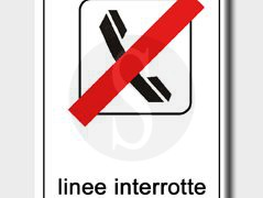 linee interrotte out