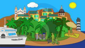 idea periferia programmazione alberi ecosistema problematiche camaro beni comuni