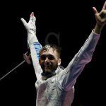 #Rio2016. Prima medaglia d'oro targata Sicilia: Daniele Garozzo vince nel fioretto