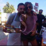 #Falcone. Folla di fans al Maraba per salutare Gianna Nannini
