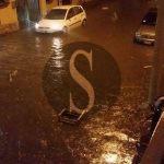 #Barcellona. Un acquazzone estivo e la città va in tilt