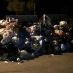 #Messina. Montagne di rifiuti e cattivi odori a San Saba