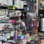 #Siracusa. Prodotti cinesi, maxi blitz della Guardia di Finanza
