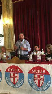 Gianpiero D'Alia, presidente nazionale UDC