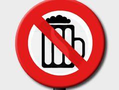 vietata vendita alcolici