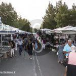#Messina. Mercatino di Ferragosto, limitazioni viarie sul viale Giostra