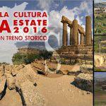 """#Sicilia. """"I binari della cultura"""" tra Catania e Taormina"""
