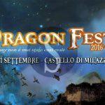 #Milazzo. Al castello l'evento Dragon Fest 2016