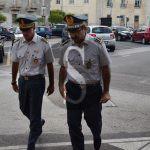 #Ragusa. Visita in città del Comandante Interregionale GdF