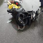 #Messina. Scontro tra scooter a Camaro, muore 75enne