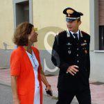 #Messina. Il prefetto Ferrandino in visita al Comando Carabinieri