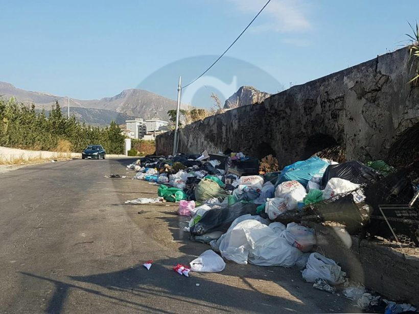 Messina limiti conferimento rifiuti ialacqua ricorso for Conferimento rifiuti