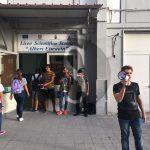 #Palermo. Ancora proteste degli studenti contro la Buona Scuola