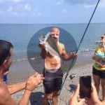 #Milazzo. Pescata un'orata da oltre 4 chili e mezzo