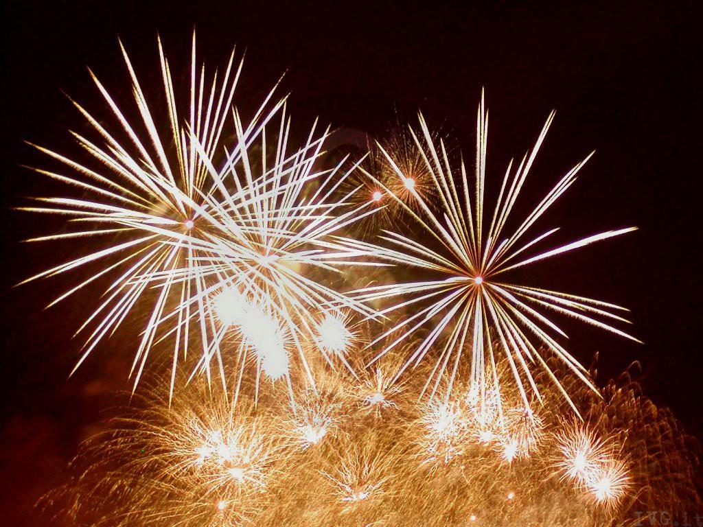 fuochi artificio botti