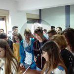 #Barcellona. Scuola-lavoro in tribunale, il giuramento degli studenti