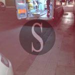#Barcellona. Incidente a Protonotaro, auto finisce ribaltata