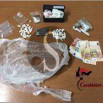 #GiardiniNaxos. Spaccio di cocaina, in manette pusher ventenne