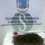 #Naso. Droga nascosta in giardino, arrestato 42enne