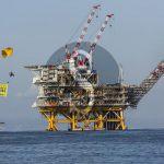 #Pozzallo. Greenpeace in azione contro la piattaforma Vega A