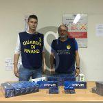 #Palermo. Contrabbando, sequestrati 80 chili di sigarette
