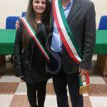 #SantaLuciadelMela. Federica Accetta eletta baby sindaco
