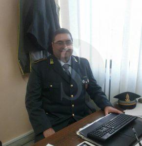 Il maresciallo capo Antonino Fazio