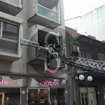 #Barcellona. Caduta calcinacci, chiusa la via Dante Alighieri