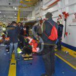 #Messina. Incidente Sansovino, fuori pericolo Ferdinando Puccio