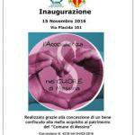 #Messina. Inaugurazione di uno sportello di ascolto CIRS