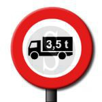 #Messina. Via Calispera, interdizione oraria ai mezzi superiori a 3,5 t
