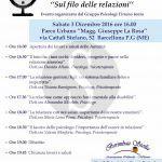 #Barcellona. Sabato al parco La Rosa la prima edizione di Psicologi on Air