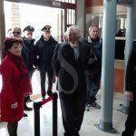 #Barcellona. Il Procuratore Generale D'Angelo in visita al Tribunale