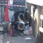 #Messina. Incidente in via La Farina: morta la piccola Laura