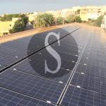 #Lampedusa. Inaugurato l'impianto fotovoltaico di Greenpeace