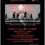 #Palermo. Al Teatro Biondo spettacolo per i bambini migranti non accompagnati