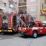 #Barcellona. Violento incendio devasta abitazione nel Rione Panteini